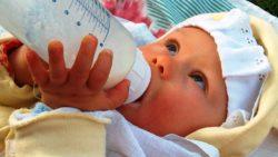 allattamento poppate