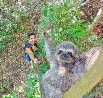 Il primo selfie che va effettivamente apprezzato!