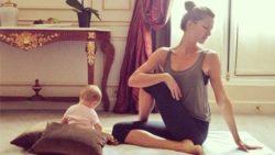 Come recuperare la linea dopo una gravidanza