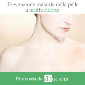Settimana per la prevenzione delle malattie della pelle